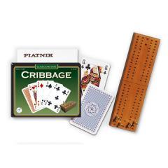 Cribbage card game