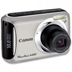 Canon A495 Digital Camera