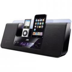 JVC NXPN10 iPod/iPhone Dual Dock Audio System