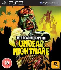 Red Dead Redemption: Undead Nightmare PS3 Game