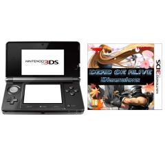 Nintendo 3DS Console (Cosmic Black) Bundle: