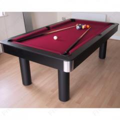 Longoni Red Devil American Pool Table (7ft / 8ft)