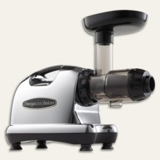 Omega 8006 and 8004 series juicer.