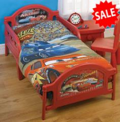 Disney Cars Toddler Beds