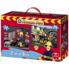 Fireman Sam 2 in a Box Jigsaw Puzzle
