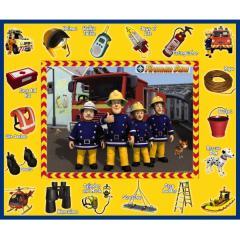 Fireman Sam 2 in 1 Activity Floor Puzzle