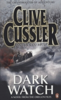 Clive Cussler Dark Watch Paperback Book