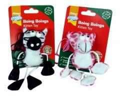Boing Boings Catnip Kitten Toy