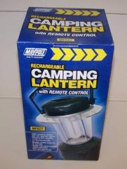 Rechargeable Camping Lantern with Remote Control