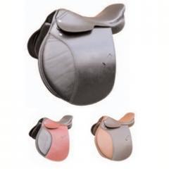 Close Contact Leather Saddle