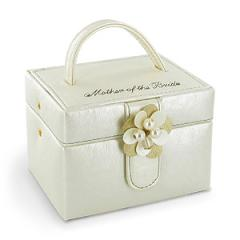 Mother of the Bride Pearl Jewellery Box