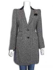 Ladies formal fashion coat