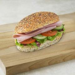 Ham Salad Oval Bite sandwiches