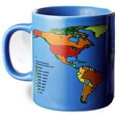 C02 Emission Indicator Mug