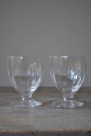 Umbrella Wine Glasses - Pair