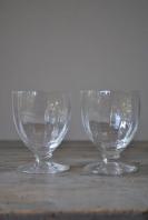 Umbrella Wine Glasses - Pair