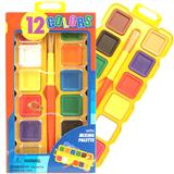 Paint Set 12 Colours in Box inner 12 Pc