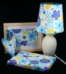 Flirty Florals interior room set