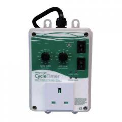 Cycle Timer with Light Sensor