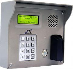 PTI Intellex Access Control Systems