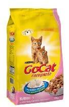 Go Cat Kitten (chicken & Carrots &