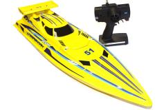 Fastwave Tigershark RTR Electric Power Boat -