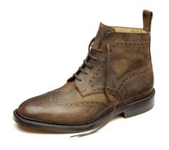 Loake Banks - Brogue Derby Boot