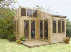 The Byron Summerhouse (With Installation)
