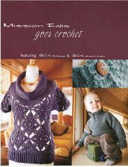 Mission Falls goes Crochet Book