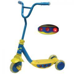Little Star Flashing Light Tri Scooter