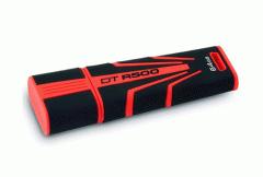 Kingston 64GB Data Traveler R500 - Tough and Fast!