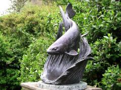 Trout Sundial