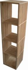 Slatted Shelving Tower