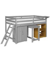 Verona Cabin Bunk Bed Frame