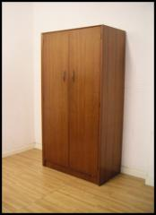 Retro Double Wardrobe
