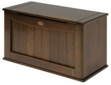 Toy Box - English Oak