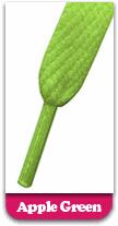 Standard Flatties Apple Green