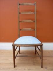 Edwardian ladder back eco chair