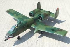A-10 'Warthog' Thunderbolt II Twin