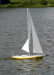 """Yacht - """"Smaragd"""""""