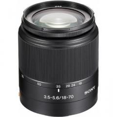 Sony DSLR Lens, Dt 18-70mm F3.5-5.6