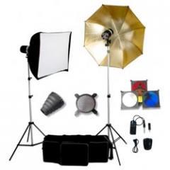Jacobs Studio 160 Lighting Kit