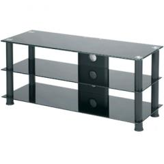 Jual Furnishings JF002BB - Large Glass TV Support