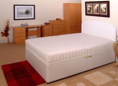Visco Memory Divan Bed