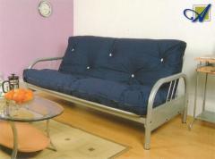Milan Futon Sofa Bed