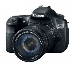 Canon EOS 60D EF-s 18-135mm IS Kit