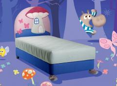 Silentnight My First Bed - Toadstool
