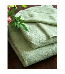 Turkish Cotton Towels Sage Green-Bath Sheet 100 x