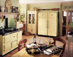 AGA Side-by-Side Refrigerator/Freezer