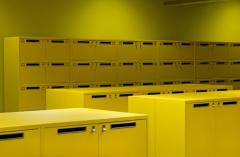 Lockers and Multidrawers